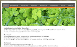 Ergotherapie Hipke - Webdesign CMS Stuttgart