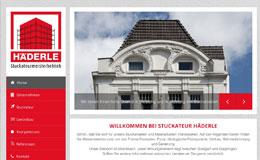 Stuckateur Häderle in Ebersbach Fils