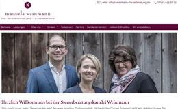 Weinmann Steuerberatung Notzingen bei Kirchheim